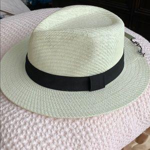 NWT Wide brim fedora hat